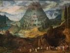 Jan Brueghel, Tobias Verhaecht - Вавилонская башня