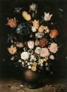 Букет цветов, вторая половина XVI век