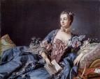 Портрет мадам де Помпадур, около 1750-1751