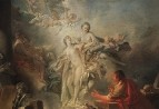 Пигмалион и Галатея, 1767