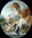 Туалет богини Венеры, 1743-1745