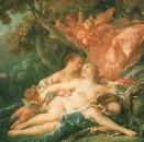 Юпитер в облике Дианы, 1759