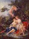 Юпитер и Каллисто, 1744