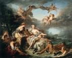 Похищение Европы, 1747