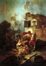 Свидание, 1768