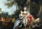 Любовное письмо, 1754