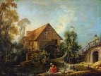 Мельница, 1751