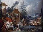 Китайские рыбаки, 1742