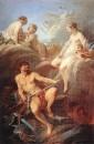 Венера, просящая у Вулкана оружие для Энея, 1732