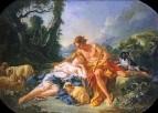 Дафнис и Хлоя, 1743-1745