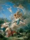 Борей похищает Орейфию, 1769