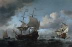Голландский флот собирается