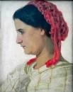 Портрет Анжелы Бёклин. 1863