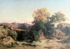 В горах Албании. 1851