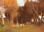 Священный лес. 1886