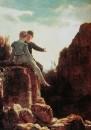 Свадебное путешествие. 1890