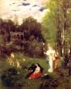 Весенний пейзаж. 1871