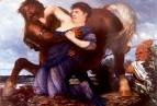 Несс и Деянира. 1898