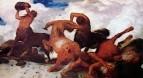 Битва кентавров. 1873