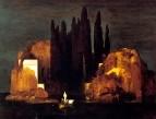 Остров мертвых 1880