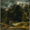 Итальянский пейзаж. 1852