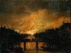 Пожар в Амстердаме