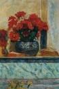 1927 Fleurs Rouges