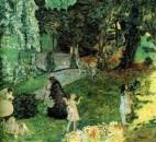 1901 Les jardins verts