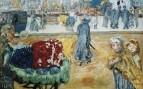 1911 Soir a Paris