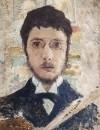 Pierre Bonnard 1889 Autoportrait