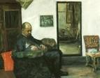 Pierre Bonnard 1904 Portrait d'Ambroise Vollard