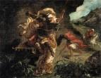 1854 - Tiger Hunt
