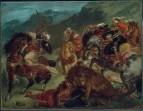 1858 - Lion Hunt