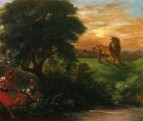 1859 - The Lion Hunt