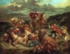 1861 - Lion Hunt