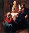 Христос в доме Марфы и Марии