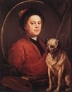 The Painter and his Pug_