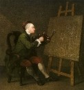 Self_Portrait_at_the_Easel