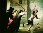 Изгнание блудного сына, вторая половина XVII века