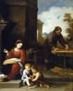 Святое семейство со Святым Иоанном, между 1655 и 1660