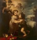 Младенцы Иисус и Святой Иоанн