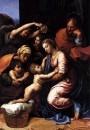 Св.семейство со св.Елизаветой