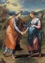 Встреча Девы Марии и Елизаветы