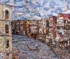 Venezia s mosta
