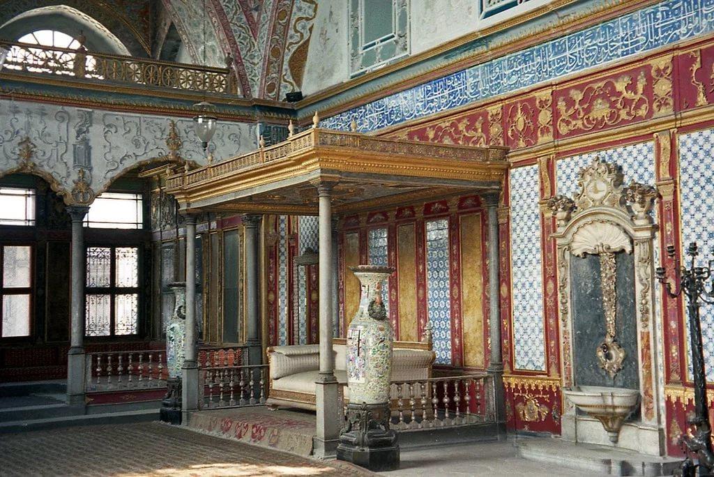 дворец топкапы фото все комнаты дворца нас сможете купить